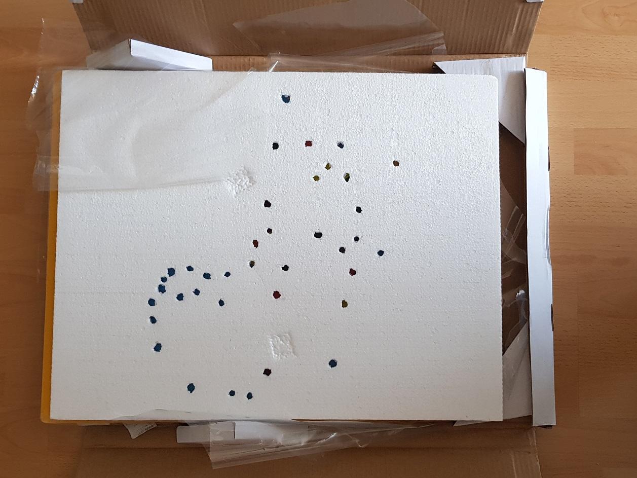 Verpackung Montessori