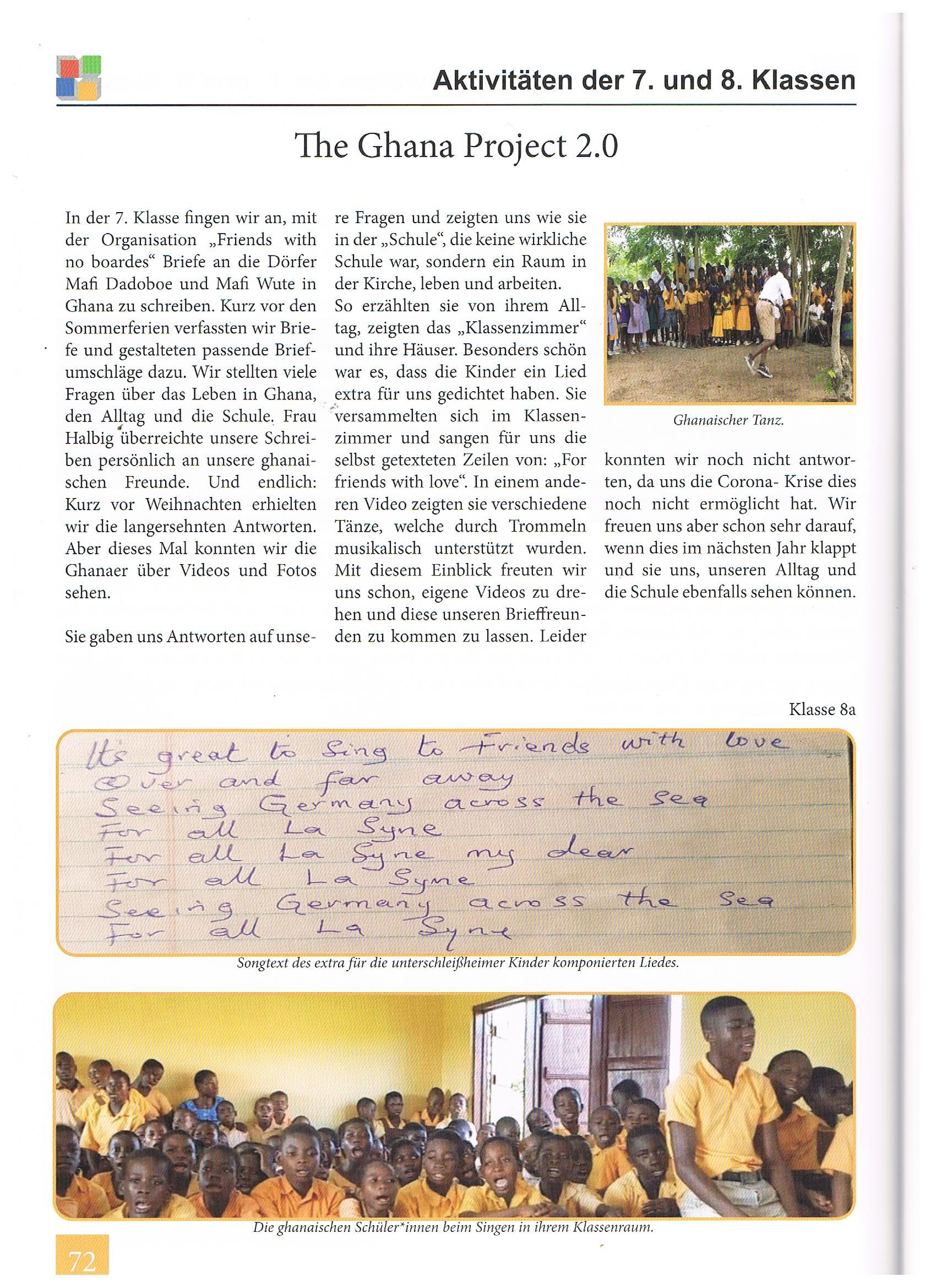 Jahresbericht Mittelschule 2019 2020