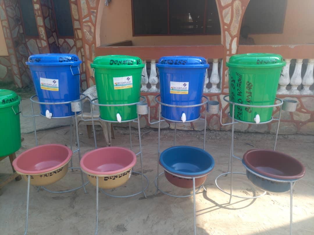 Veronica buckets