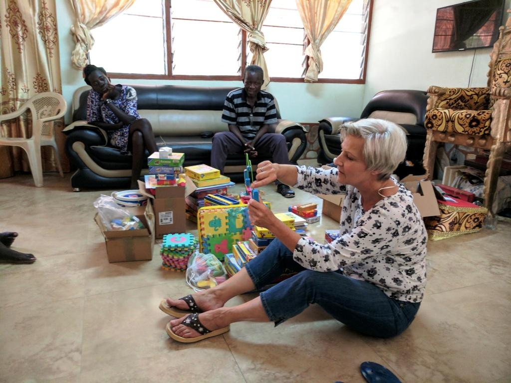 Schulung Kindergärtnerinnen Juni2017