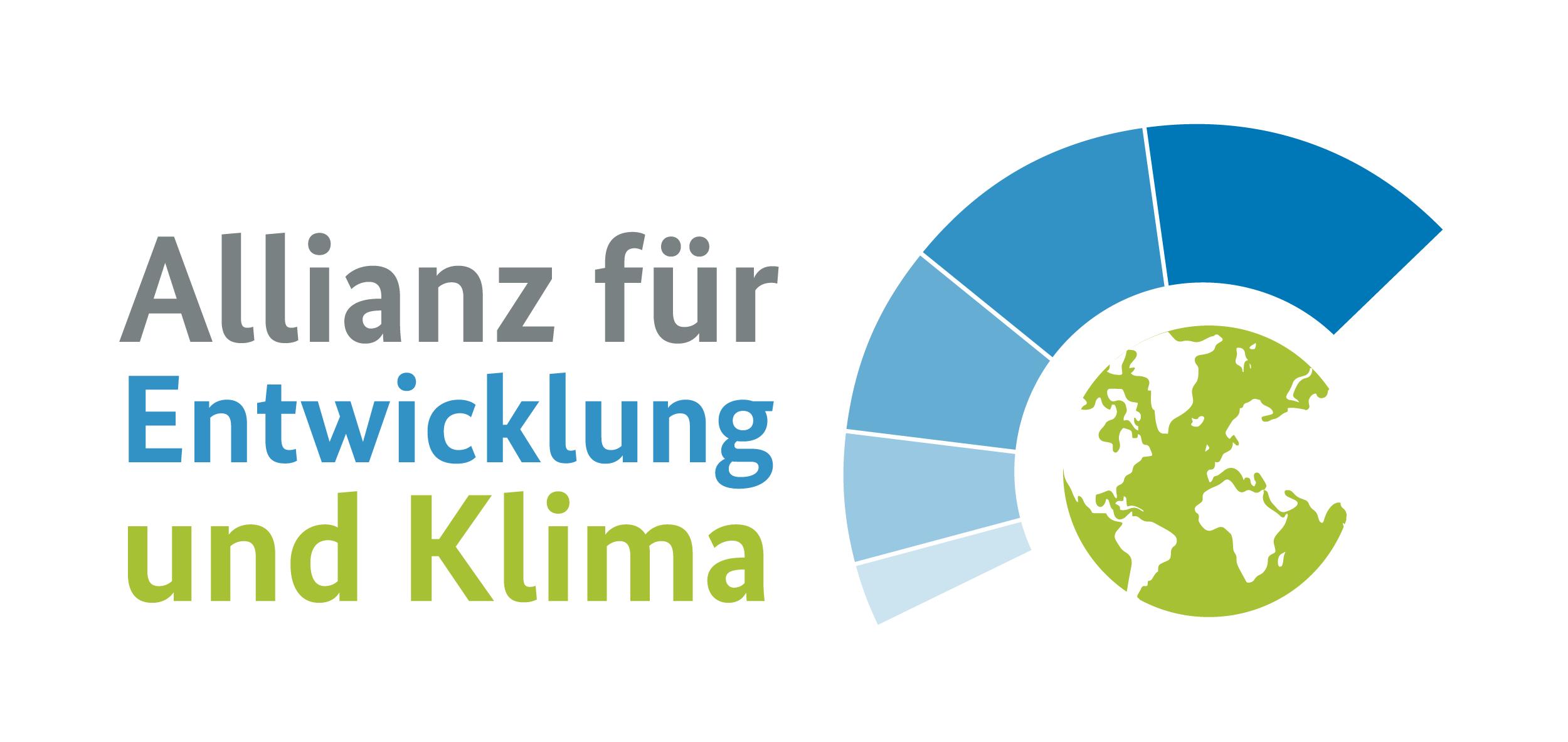 Allianz für Entwicklung und Klima Logo PNG